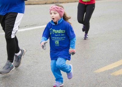 Readers on the Run 5K